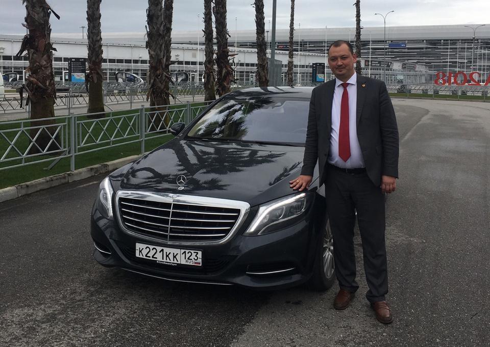 Директор компании СФГ-АВТО Алексей Чистяков