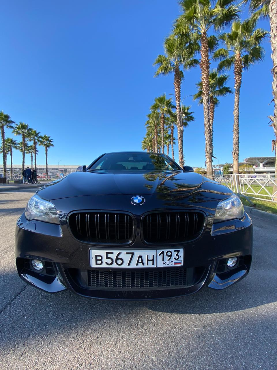 BMW 520I М SPORT